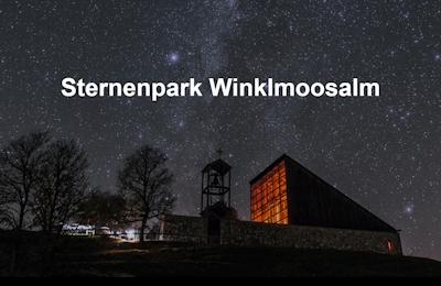 Sternenpark Winklmoosalm