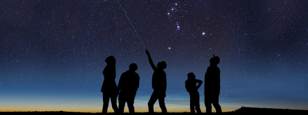 Sternführungen, Sternführung, Sternenführung
