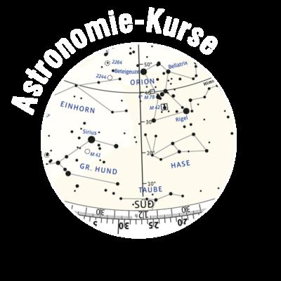 Astronomie-Kurse Einsteiger