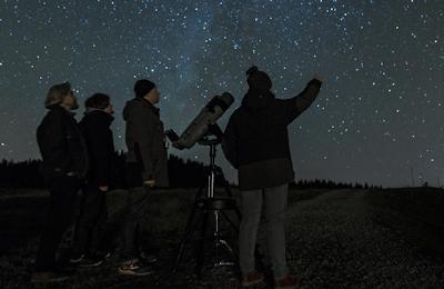 Ausbildung Sternenführung, Kurs/Fortbildung Sternführer durch Manuel Philipp, Abenteuer-Sterne