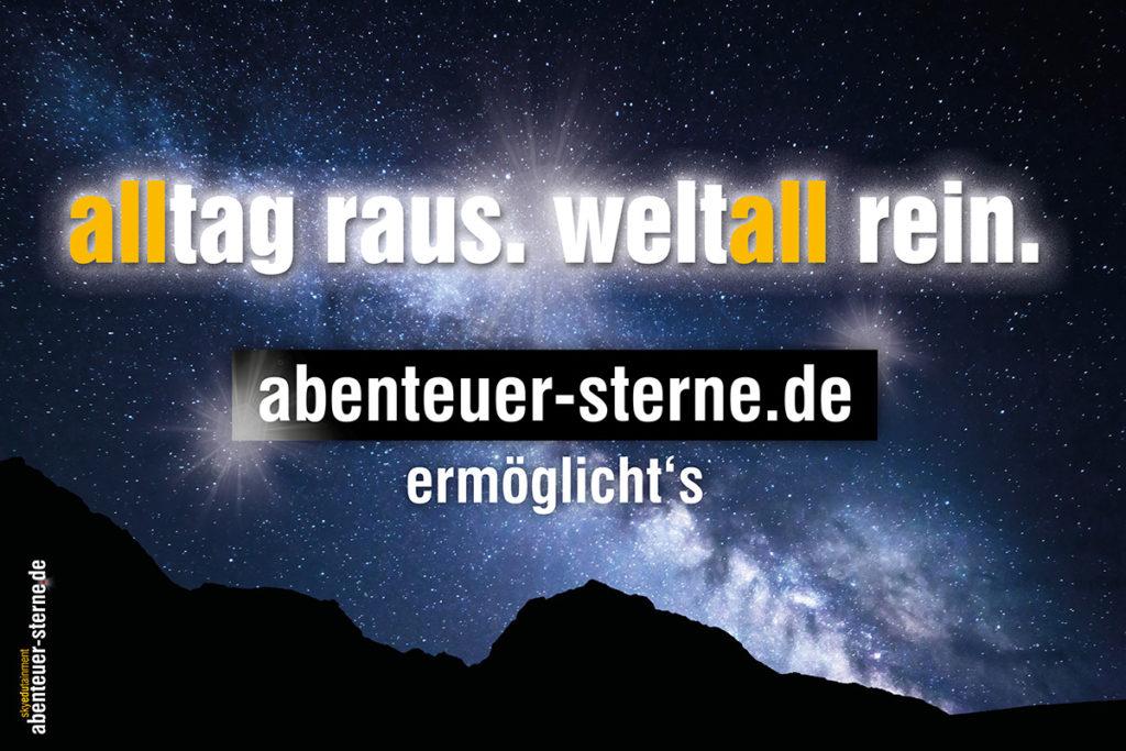 Abenteuer Sterne, Sternführungen Astronomie-Vorträge, Astronomie-Kurse