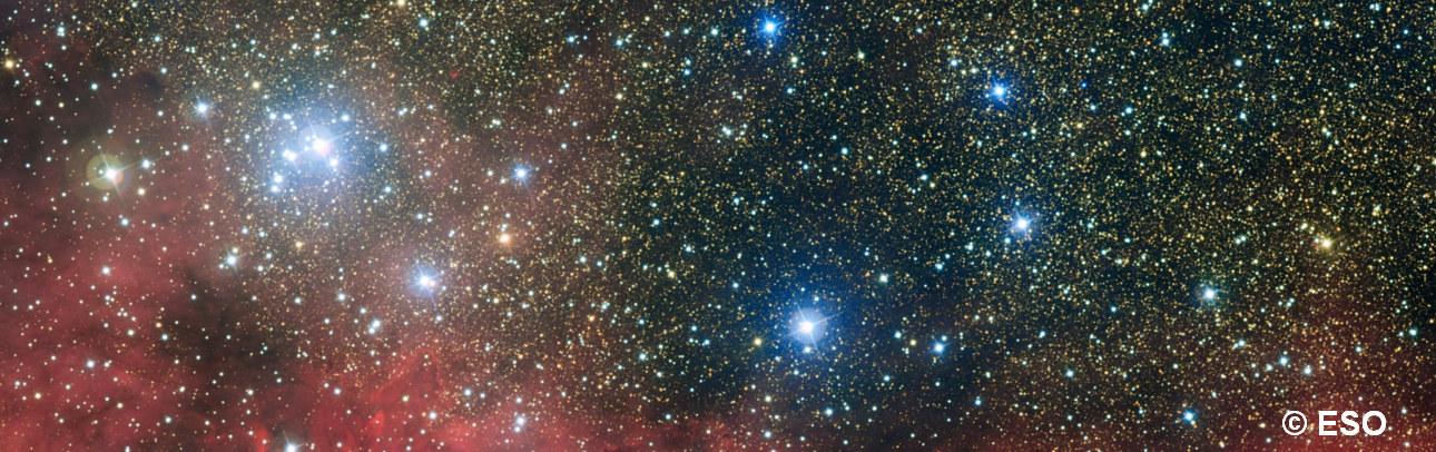 Entstehung & Entwicklung sehr massereicher Sterne