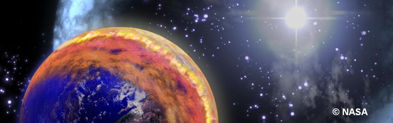 Gammablitze bei Hypernovae gefährlich für die Erde