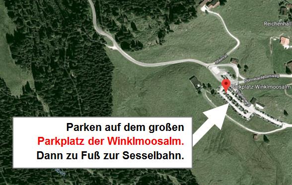Sternführung Winklmoosalm Sternenpark, Reit im Winkl